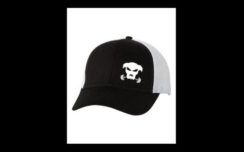 Punisher Strength Baseball Hat FlexFit Trucker