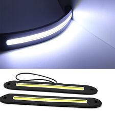 1 Paar 12V LED COB Auto Nebel fahren Tagfahrlicht Lampe drehen Licht wasserdicht