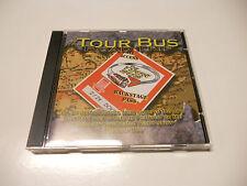 "VVAA ""The Tour bus road trip"" Rare Aor cd Zebra, Danger  Stryper, JLTurner 2001"