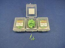 Dental Wedges Wooden Wood Set Green Kit 3 Box 300 Pcs Toscana