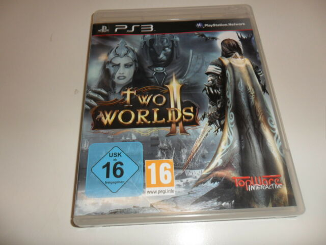 PlayStation 3 PS 3  Two Worlds II