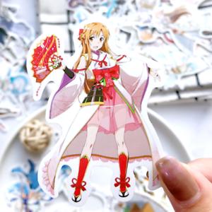 50-anime-manga-sexy-StickerBomb-retrosticker-retro-Pegatina-Sticker-Mix-Decals