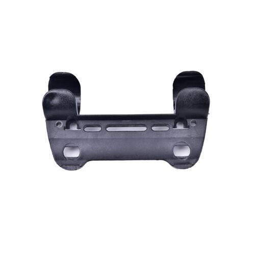 1PC Black Mini Bike Bicycle Pump Holder Portable Pump Retaining Clips Bracket