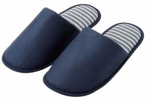 10 Hugh Pantoufles à bleues scellées Taille et d'Avon hommes rayures pour 11 neuves nwqfwTWUF8