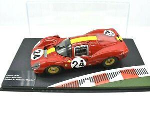 Models Car Ferrari Racing Collection Scale 1/43 diecast 330 P4 The Mans IXO