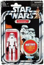 Hasbro Star Wars Retro Collection Episode IV: A New Hope Stormtrooper 3.75-Inch-Scale Action Figure