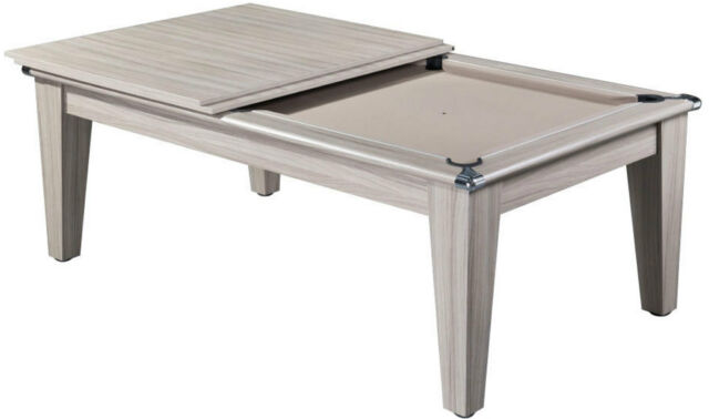 Supreme Pool Diner Table Dining Slate Bed With Strachan Cloth