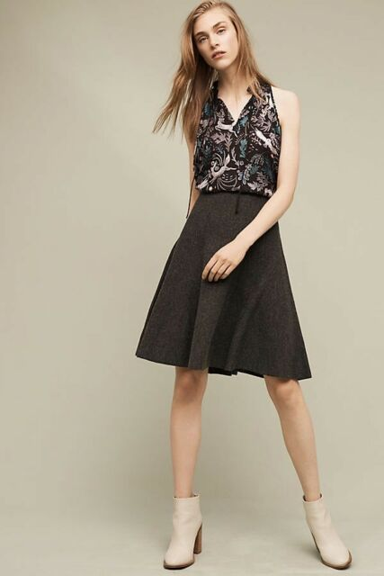 77bd217f63 Anthropologie Maeve Hillcrest Sweater Skirt - Size L - New with Tags ...