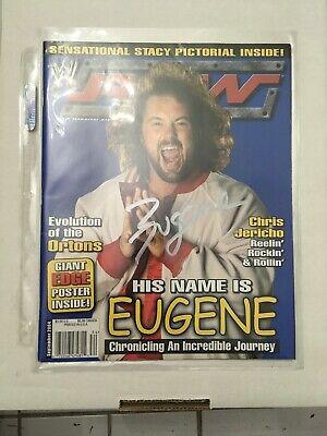 WWF RAW Magazine - June 1995 - Diesel Bret Hart Wrestling
