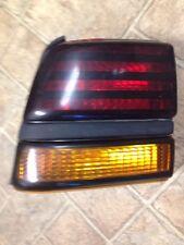 1988 1989 1990 1991 1992 Pontiac Sunbird 2 Door Coupe Left Driver Tail Light