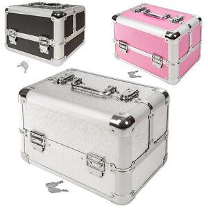 Kosmetikkoffer-Beauty-Case-Schminkkoffer-Friseurkoffer-Schmuckkoffer