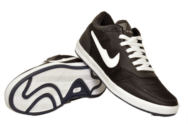 Black Tiger Men's Sporty Casual Shoes 4278-Black