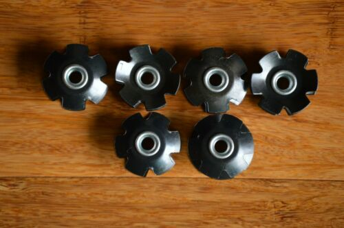 "Steer Tube Headset Star Nut -Bike Bicycle For 1 1//8/"" Taper or Straight"