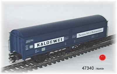 Märklin 47340 Eurotrain Güterwagen Kaldewei