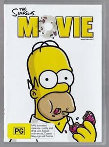 The Simpsons Movie Dvd 2007 Ebay