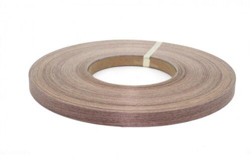"""Walnut pre-glued 7//8/""""x50/' Wood Veneer edgebanding"""