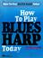 Learn-to-Play-HARMONICA-Tutor-Music-Book-Blues-Diatonic-Mouth-Organ-Shop-Soiled thumbnail 1