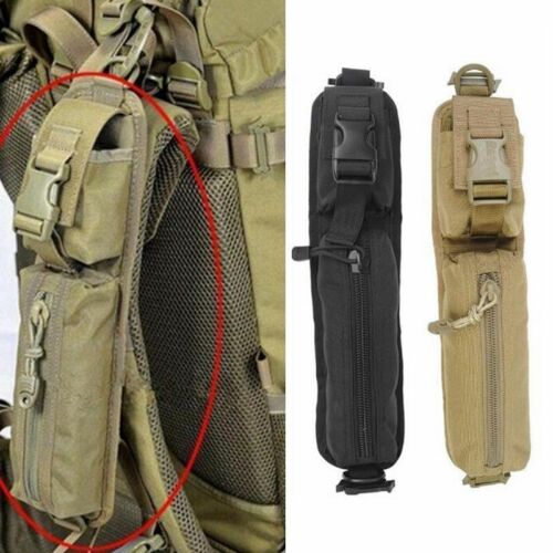 Molle Tactical Accessory Pouch Backpack Shoulder Strap Bag Pouch Hunting Tools