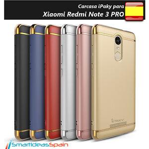 CARCASA-XIAOMI-REDMI-NOTE-3-PRO-IPAKY-SLIM-ARMOR-CASE-FUNDA-RIGIDA-PROTECTOR-PC