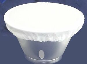 One-7-034-White-Diffuser-Sock-for-Broncolor-Reflector-NEW