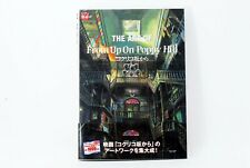 THE ART OF From Up On Poppy Hill Japan Studio Ghibli Film MOVIE ART BOOK NEW
