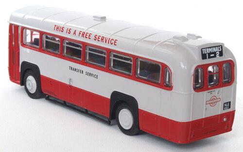23322 EFE RF AEC Regal IV Metro-Cammell Bus Silverline Tours 1:76 Diecast # New