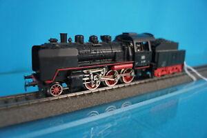 Marklin 3003 DB Steamer Black with Tender Br 24 version 7OVP