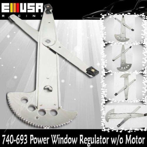 Front Passenger Power Window Regulator w//o Motor for 05-07 Buick Terraza 740693