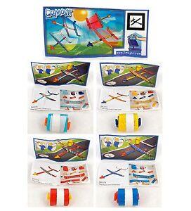 KINDER Figurines GOMOVE 2011 voile aviateur sélection ueei Jouet-i Figuren Gomove 2011 Segel Flieger Auswahl UeEi Spielzeugafficher le titre d`origine Zp97h8Gg-09111450-496178254