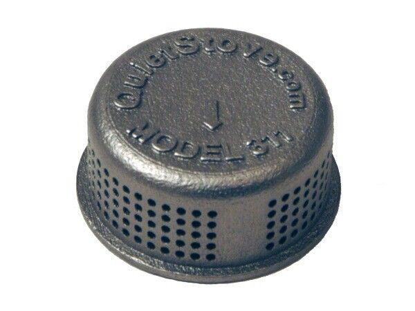 QUIETSTOVE® SILENT BURNER MUTER DAMPER CAP 4 KOVEA BOOSTER +1