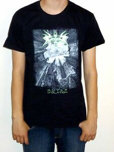 Vektor-034-Outer-Isolation-034-New-Artwork-T-shirt-NEW-OFFICIAL-black-future
