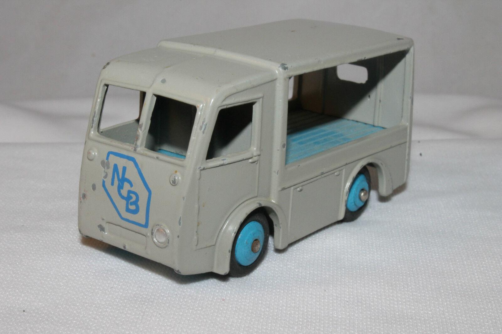 1950 ist dinky   30 v, des elektro - van, schöne ursprüngliche
