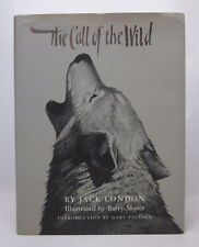 Barry Moser SIGNED - Call of the Wild - Jack London - First Edition HC/DJ
