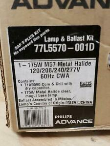 NIB Jefferson Electric 404-0150-04T Metal Halide Ballast Kit 150 Watt 120-277 V