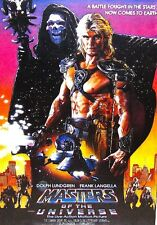 POSTER HE MAN AND THE MASTERS OF THE UNIVERSE GRANDE #1