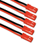 5-Stueck-JST-BEC-Premium-Stecker-Female-30cm-Kabel-LED-Lipo-Akku-Batterie-20AWG Indexbild 1