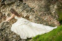 Pronovias wedding dress size 10 Stunning !!!