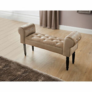Image Is Loading Sofa Style Champagne Color Chaise Lounge Modern Velvet
