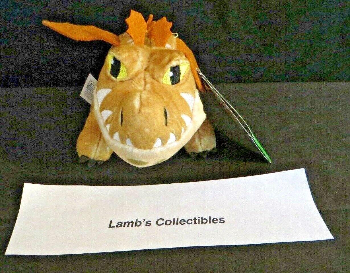 DreamWorks How to train train train your Dragon The Hidden World 7 1 2  meatlug Plush toy 2d0a14