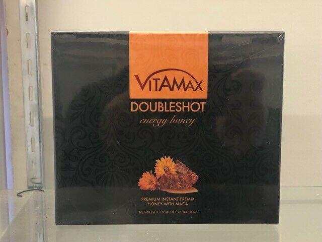 VitaMax Double Shot Energy HONEY