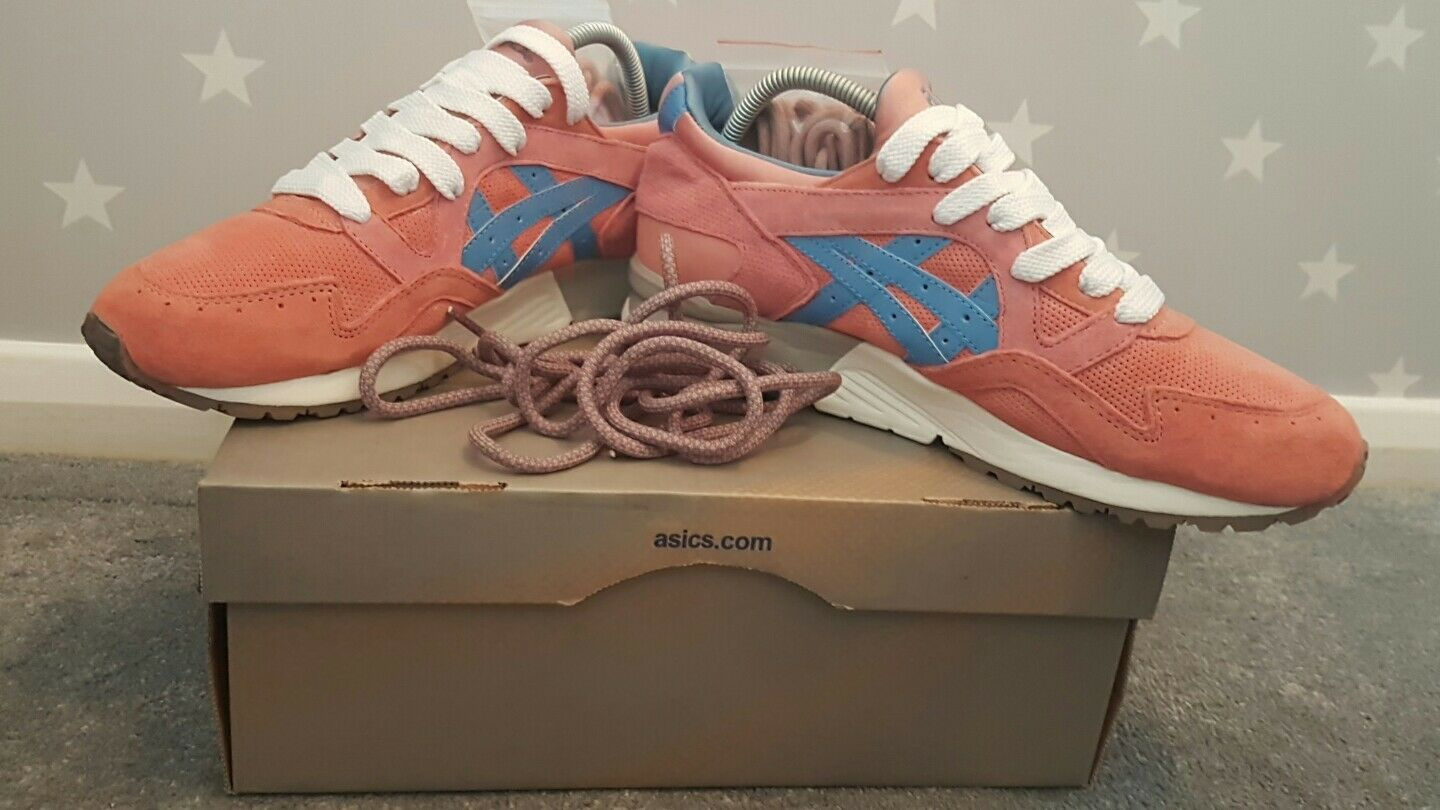 asics gel lyte v 5 RONNIE FIEG.. rose gold us 8.5 rare collab The most popular shoes for men and women