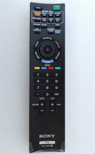 SONY Remote Control RMYD033  Suitable KDL40Z4500 KDL46Z4500 KDL52Z4500