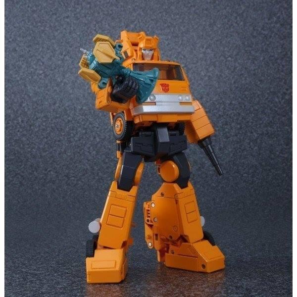 100% Authentic Takara Transformers G1 Masterpiece MP-35 Grapple NEW  No Box