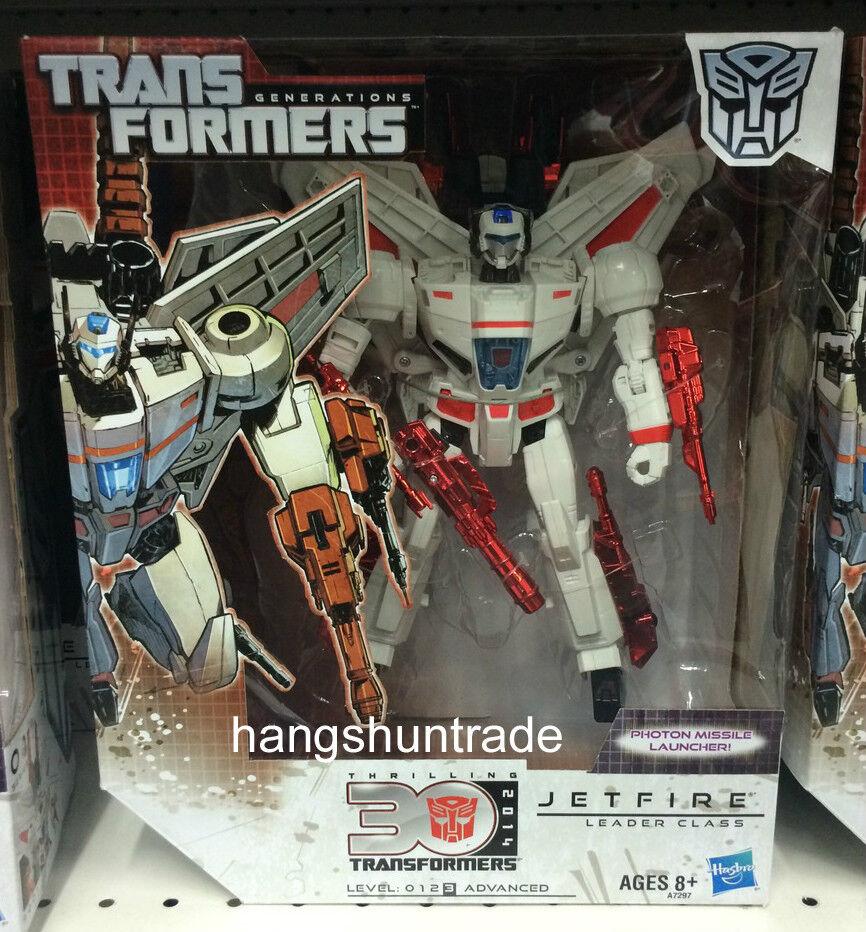 Hasbro  Transformers Generations Thrilling 30 Leader classee Jetfire cifra  le migliori marche vendono a buon mercato