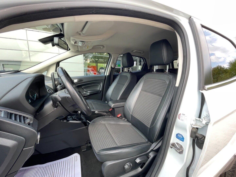 Ford EcoSport 1,0 SCTi 125 Titanium - billede 4