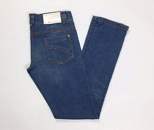 Divina-jeans-skinny-slim-stretti-donna-w28-tg-42-denim-azzurri-stretch-hot-T2687