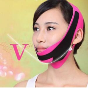 Ultra-duenne-Kinn-Wange-Slim-Lift-Up-Anti-Falten-Maske-Strap-Band-V-Gesicht-X7O0