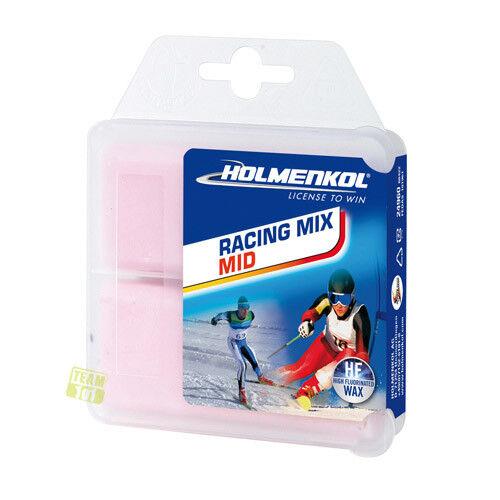 Holmenkol Skiwachs RacingMix MID 2x35g