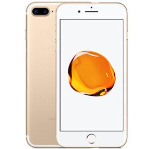 APPLE IPHONE 7 PLUS 128 GB Gold Oro Grado A+ Usato Ricondizionato Rigenerato