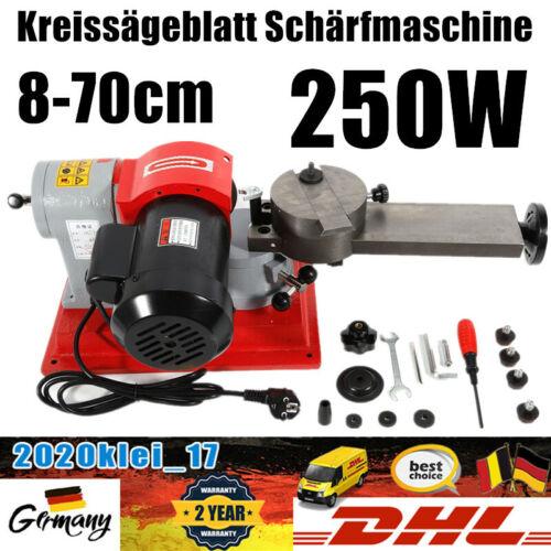 8-70cm Sägeblattschärfgerät Sägeblatt Schärfgerät Schärfwerkzeug mit Gratis 220V